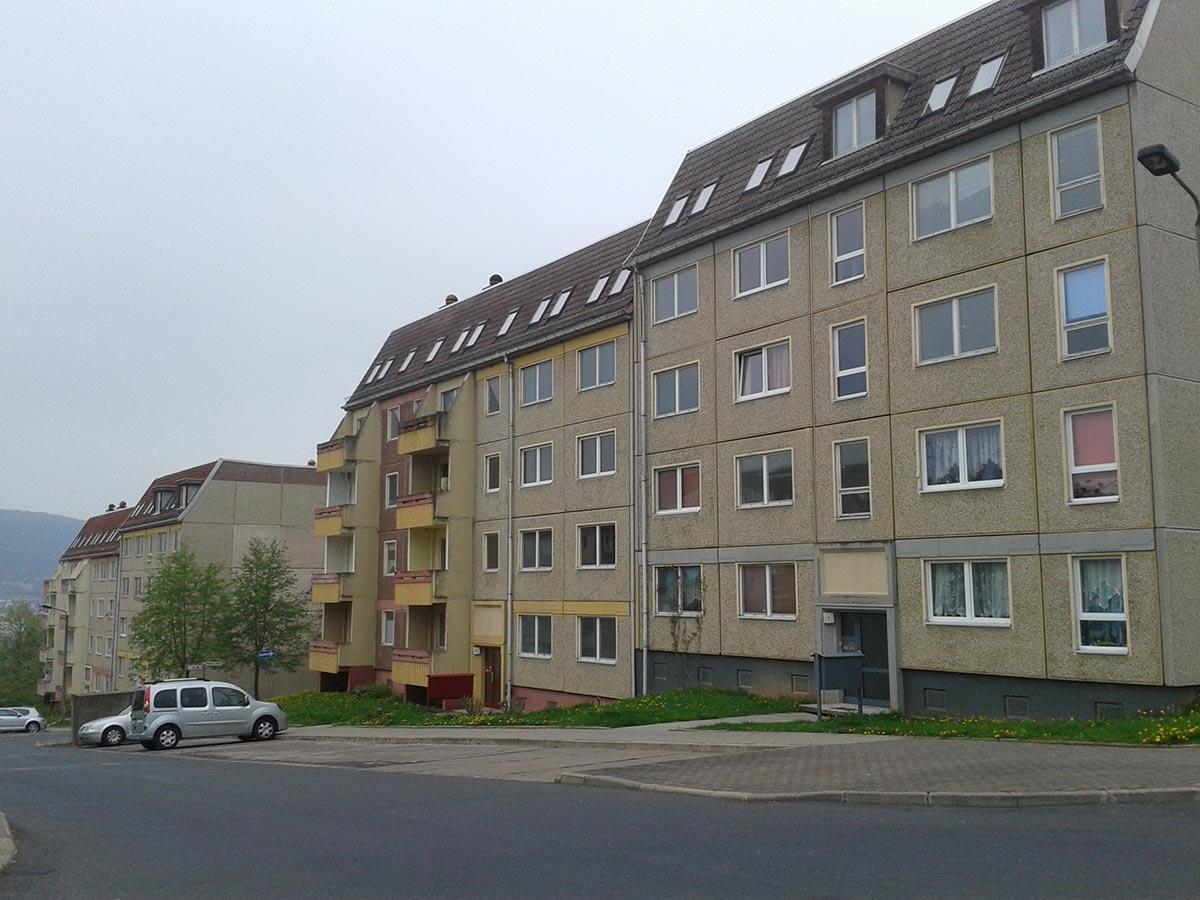 th.inka Stützpunkt Eichsfeld - Meschederstraße, Heiligenstadt