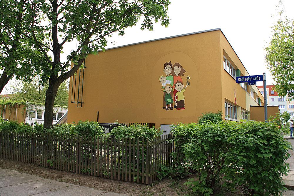 th.inka Stützpunkt Gotha - Kita Sonnenblume