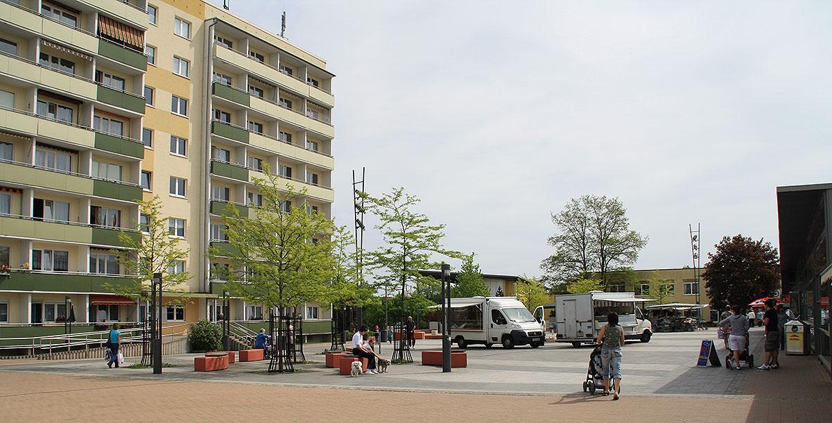 th.inka Stützpunkt Gotha - Coburger-Platz