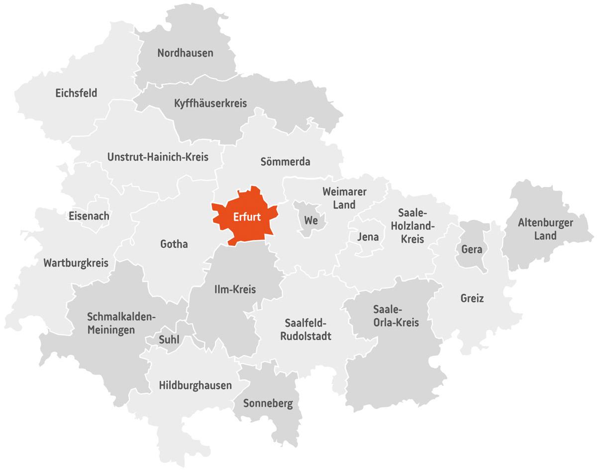 th.inka Stützpunkt Erfurt