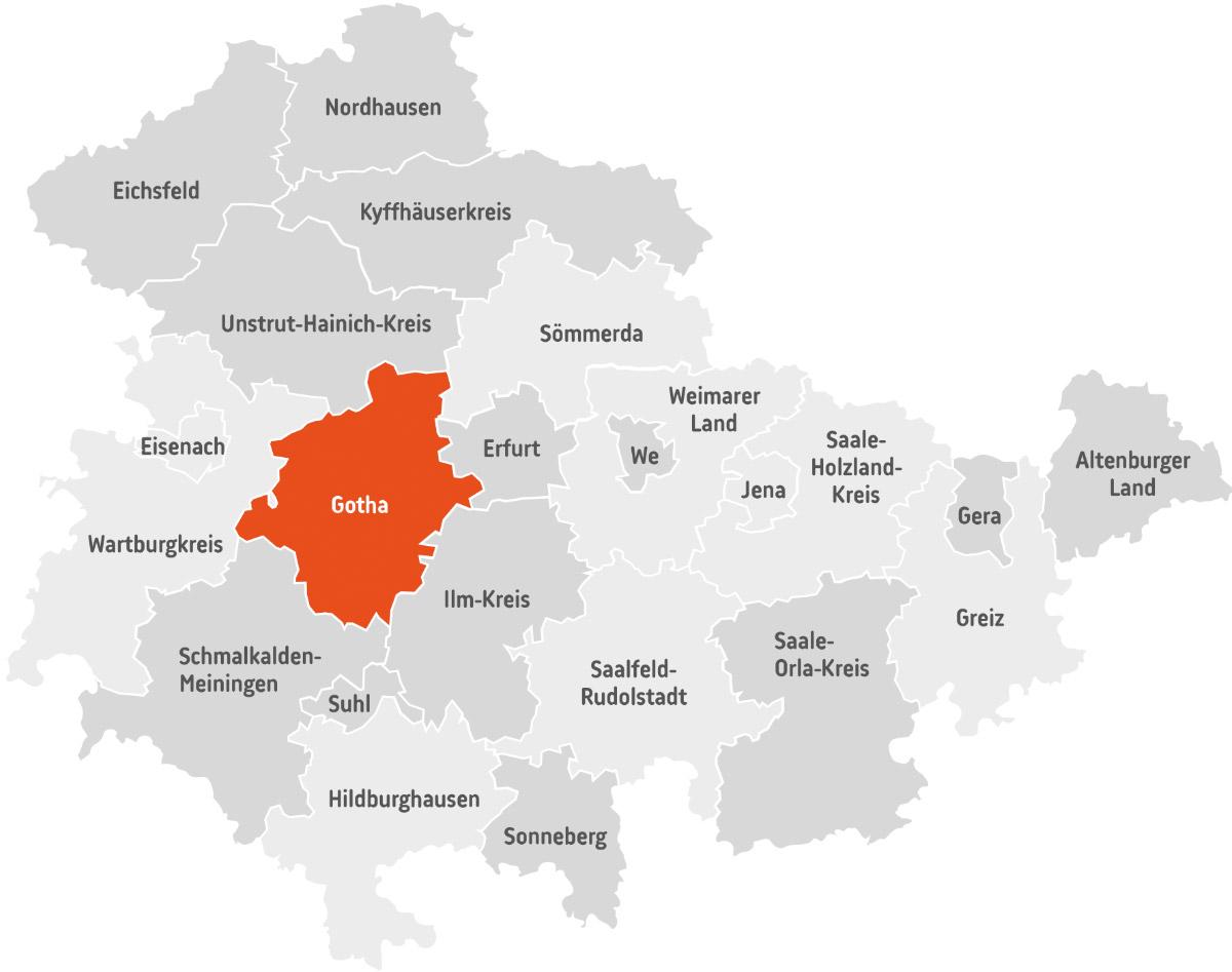 th.inka Stützpunkt Gotha
