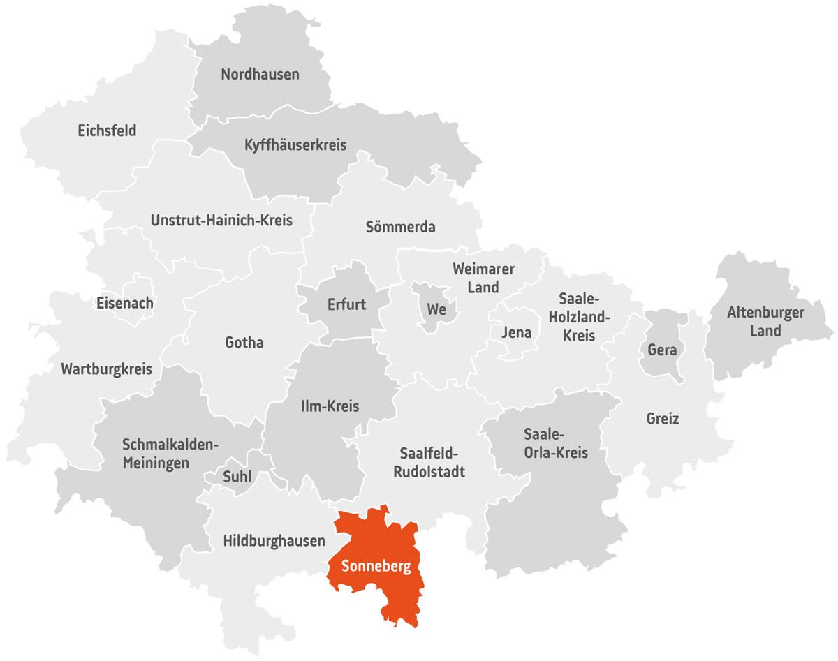 th.inka Stützpunkt Sonneberg