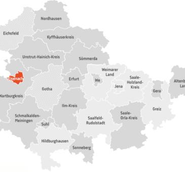 th.inka Stützpunkt Eisenach