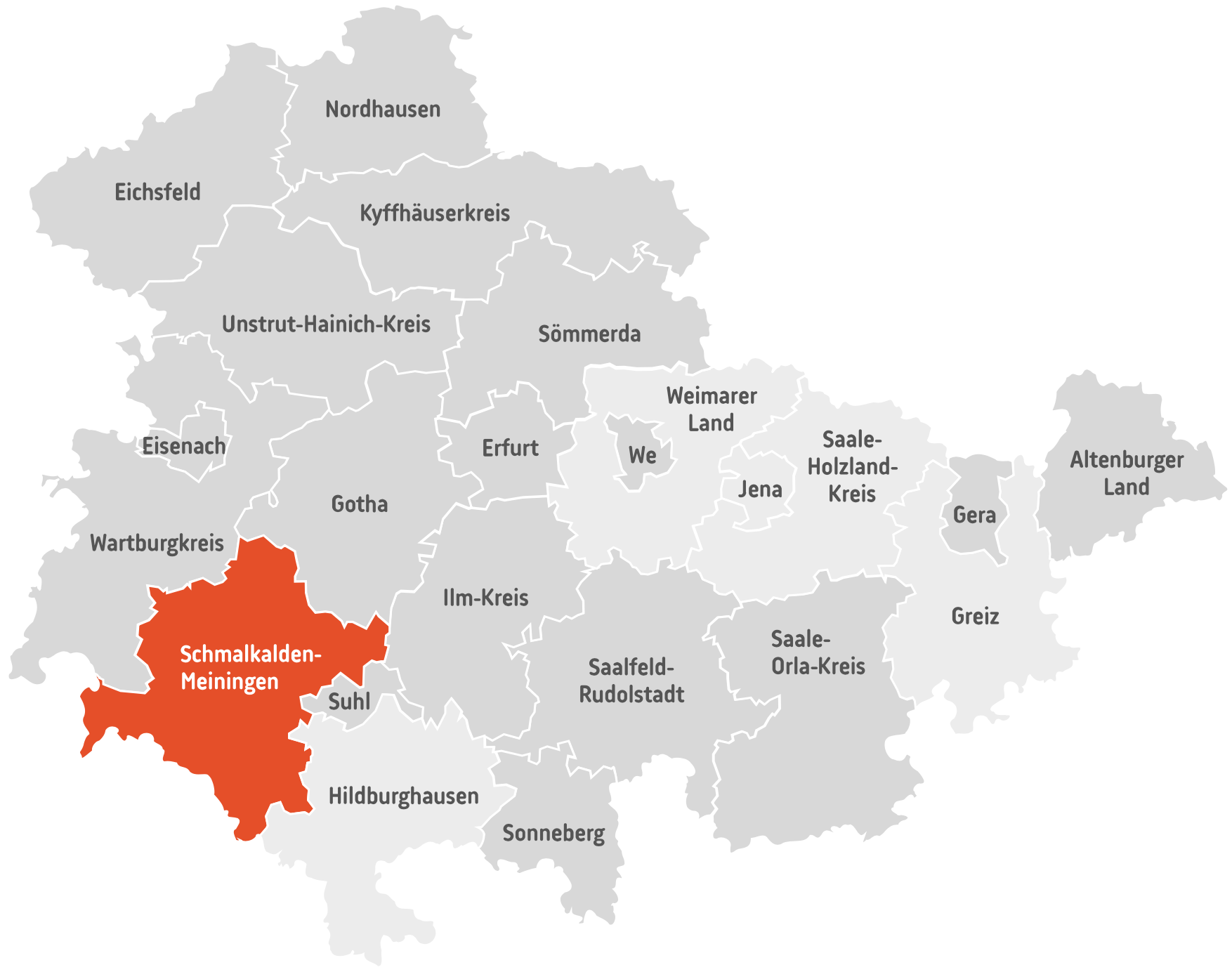 th.inka Stützpunkt Schmalkalden-Meiningen